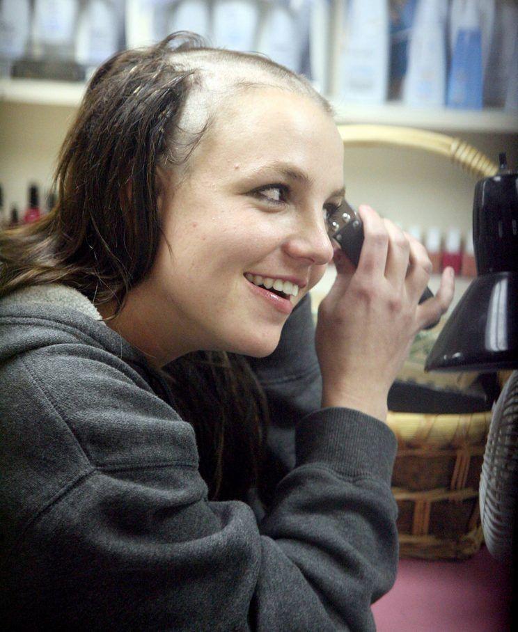 Britney Spears 2007, Britney Spears