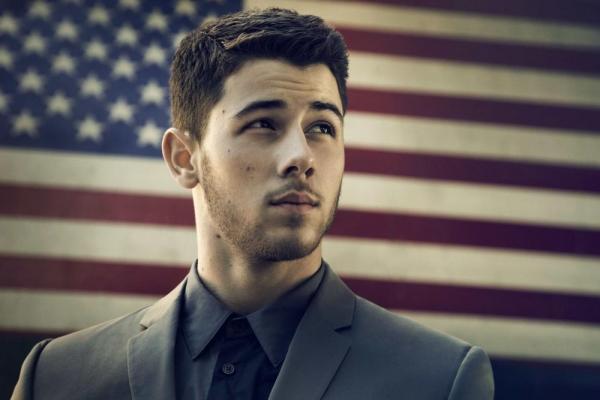 Nick Jonas phong cách