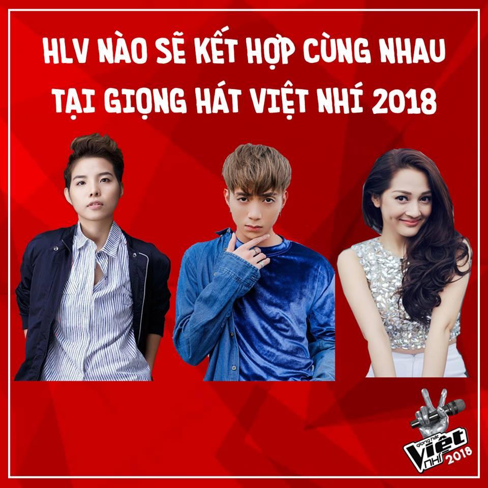 Giọng hát Việt nhí: Sau Đức Phúc, Hương Tràm, Bảo Anh là giám khảo 9X tiếp theo của Vpop