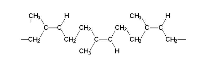 isopren, phản ứng, polyisopren