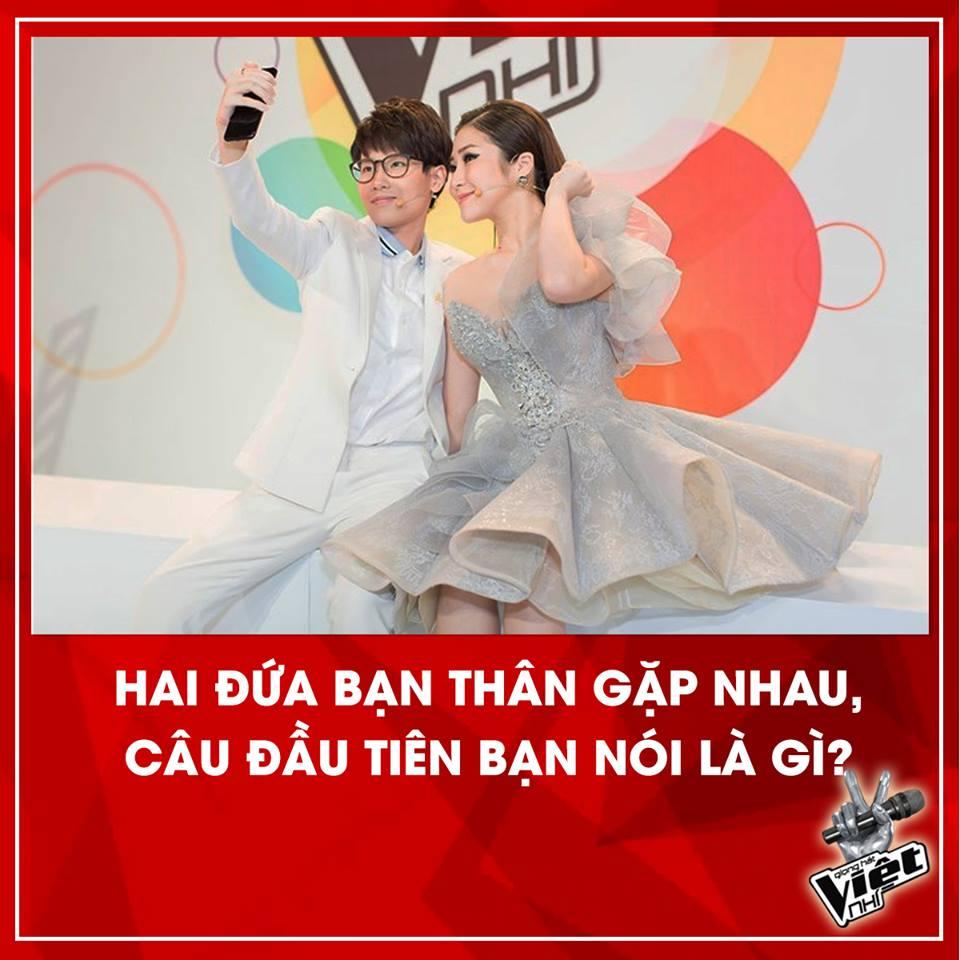 giọng hát Việt nhí, 2018, the voice kid, giám khảo