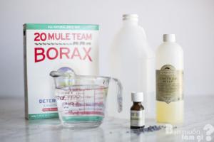 Borax là gì