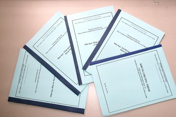 Cách trình bày chương cơ sở lý luận của đề tài ngắn gọn và chính xác nhất