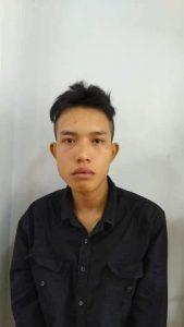 Bị cáo Võ Huyền Anh