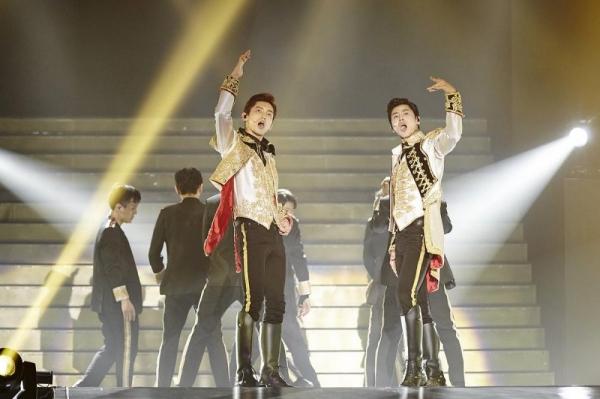 kpop, 10 tour diễn đắt giá nhất kpop, dbsk, big bang, exo