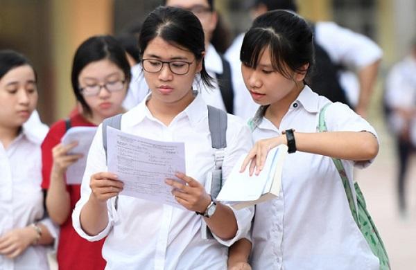 Hot: Đã có điểm chuẩn 2018 chính thức của các trường đại học trên cả nước