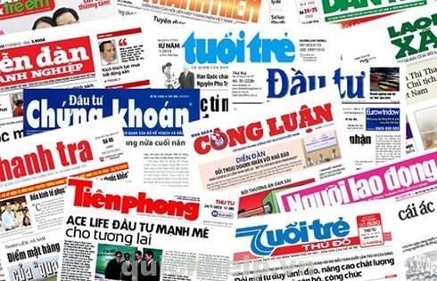 Báo chí nói về chúng tôi